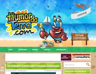 humordaterra.com screenshot