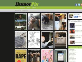 humorpix.com screenshot
