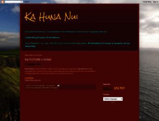 huna.blogspot.com screenshot