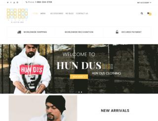 hundas.com screenshot