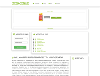 hunde-wiese.ch screenshot