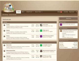hundeforum.net screenshot
