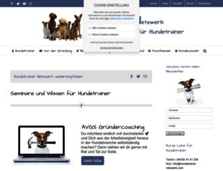 hundewelten-deutschland.de screenshot