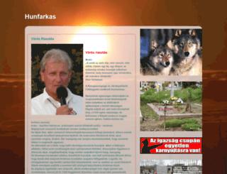 hunfarkas.blogspot.hu screenshot