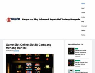 hungaria.org screenshot