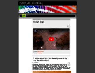 hungrydogblog.wordpress.com screenshot