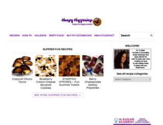 hungryhappenings.com screenshot