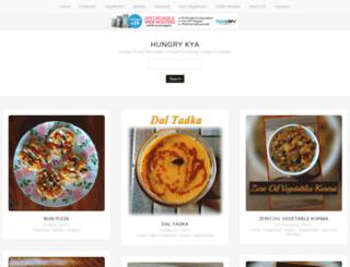 hungrykya.nuvodev.com screenshot
