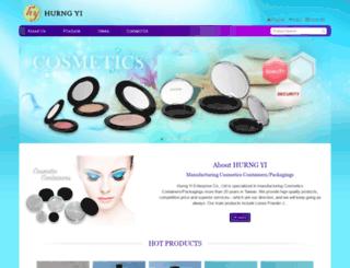hungyient.com.tw screenshot
