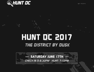 huntdc.com screenshot
