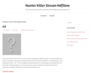 hunterlist.co screenshot