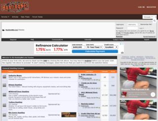 huntingnet.com screenshot