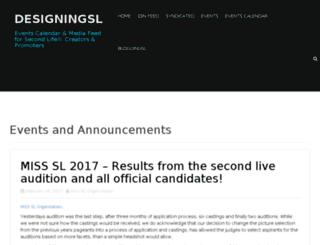 huntingsl.com screenshot