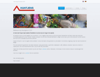 huntjensvof.nl screenshot
