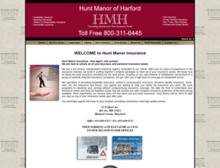 huntmanor.com screenshot