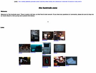 huntrods.com screenshot