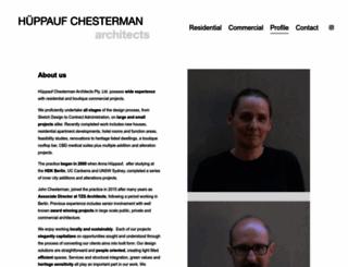 huppaufchesterman.com screenshot