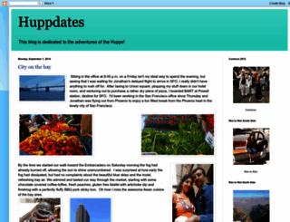 huppdates.blogspot.com.es screenshot