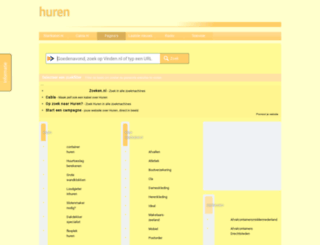 huren.startkabel.nl screenshot