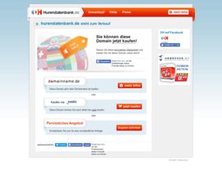 hurendatenbank.de screenshot