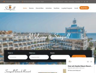 hurghadaseagull.com screenshot