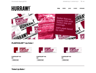 hurrawbalm.com screenshot