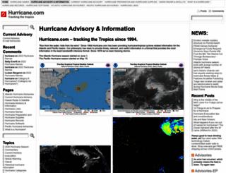 hurricane.com screenshot