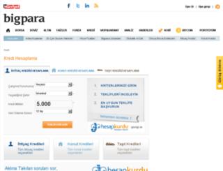 hurriyetkiyasla.com screenshot