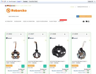 hurtowniarozrusznikow.pl screenshot