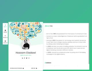 husam.me screenshot