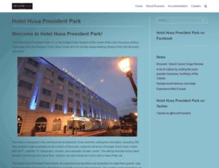 husapresidentpark.com screenshot