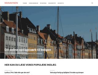 husavisen.dk screenshot