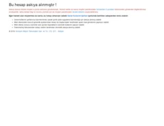 huseyinaygun.com screenshot