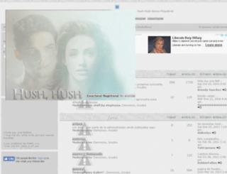 hushhushlatino.foro-activo.es screenshot