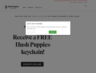 hushpuppiescaribbean.com screenshot