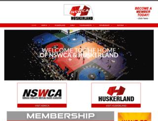 huskerland.org screenshot