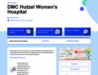 hutzel.org screenshot