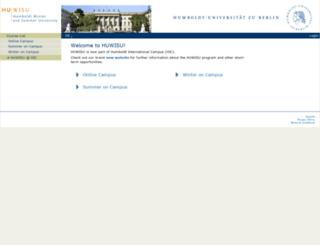 huwisu.de screenshot