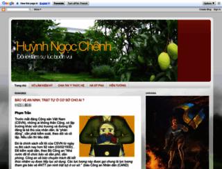 huynhngocchenh.blogspot.com screenshot