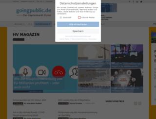 hv-magazin.de screenshot