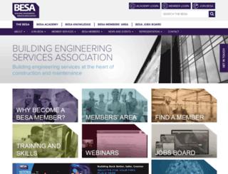 hvca.org.uk screenshot