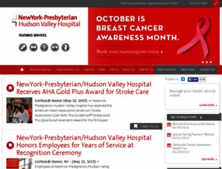 hvhc.npgdev.com screenshot