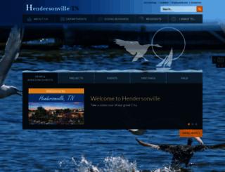 hvilletn.org screenshot