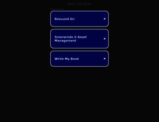 hvitstil.blogspot.no screenshot