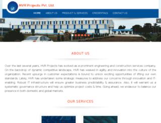 hvr.net.in screenshot
