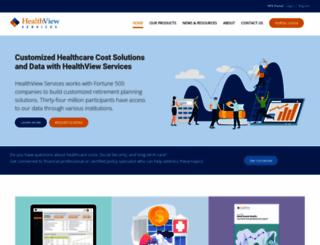 hvsfinancial.com screenshot