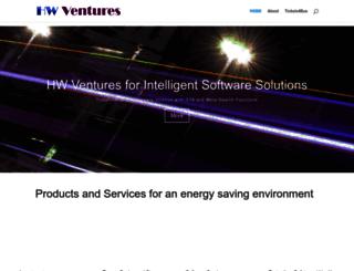 hw-ventures.com screenshot