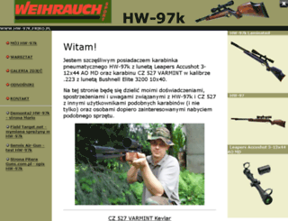 hw97k.friko.pl screenshot