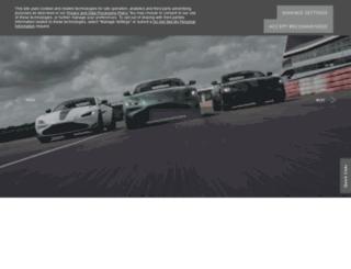hwmastonmartin.co.uk screenshot