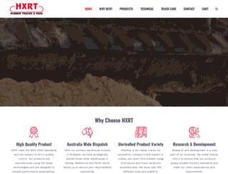hxrt.com.au screenshot